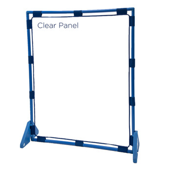 Big Screen Clear PlayPanel – Single Set