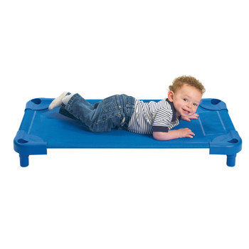 Value Line™ Toddler Cots – 4 Pack – Assembled, AFB5755