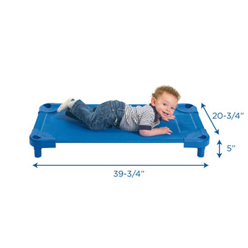 Value Line™ Toddler Single Cot – Assembled, AFB5754