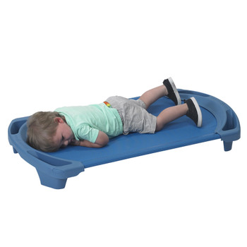 SpaceLine® Toddler Single Cot - Ocean Blue
