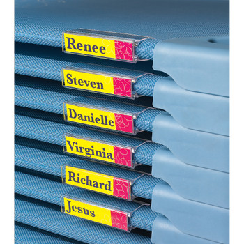 Angeles Rest™ Cot Name Clip – 5 Pack, AFB5741
