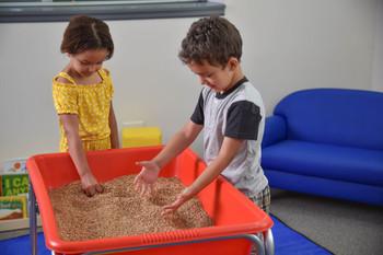 Sand Kidfetti® Play Pellets 1