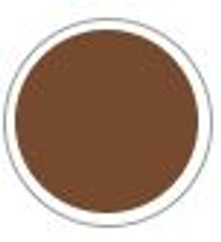 """Tool-Free Uptown Brown Curved Playground Border Kit 64' - 1"""" Profile"""
