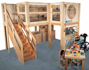 Mainstream School Age Explorer 20 Play Loft