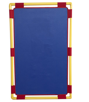 Blue Rectangle Play Panel
