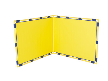 Big Screen Panel Yellow