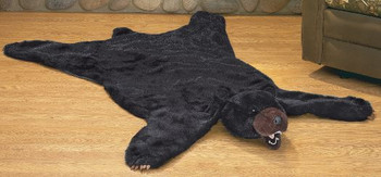 Carstens Black Bear Rug 1