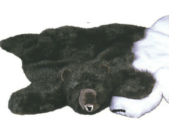 Carstens Brown Bear Rug 1
