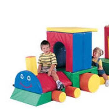 Children's Factory Little Chug Activity Center 1