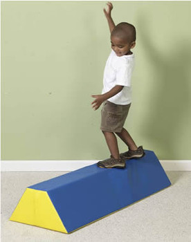 Children's Factory Soft Balance Beam 1
