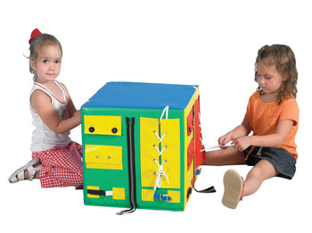 Children's Factory Developmental Play Cube