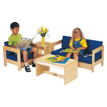 Jonti-Craft Child Living Room Set - Blue