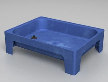 8 in. All-In-One Sand and Water Activity Center