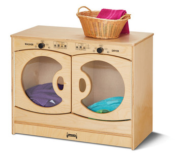 Jonti-Craft® Pretend Laundry Center 1