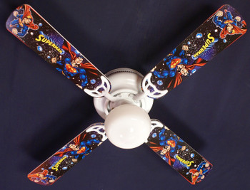 Superman Marvel Superhero Ceiling Fan 42""