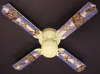 "Transformers Robots Ceiling Fan 42"" 1"