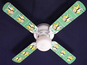 NFL Minnesota Vikings Football Ceiling Fan 42""