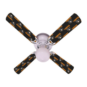 Pittsburgh Steelers Football Ceiling Fan 42""