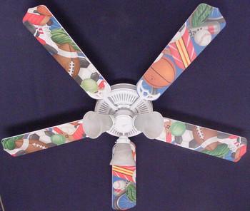 """General Sports Ceiling Fan 52"""" 1"""