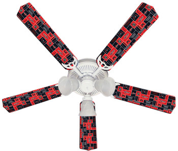 Washington Capitals Hockey Ceiling Fan 52""