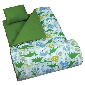 Wildkin Dino-mite Sleeping Bag 1