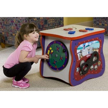 Junior Play Oasis Creativity Cube