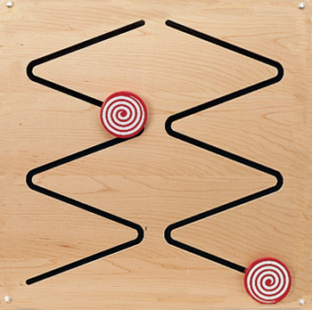 Zigidy Zag Wall Toy