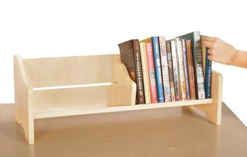 Guidecraft Tabletop Book Browser 1