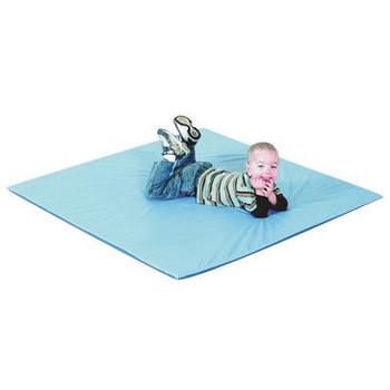 Two Tone Activity Mat - Deep Water/Sky Blue