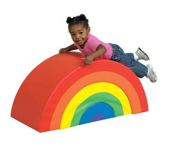 Rainbow Arch Trio Soft Climber 2