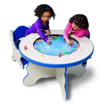 Seascape Magnetic Play Table 1