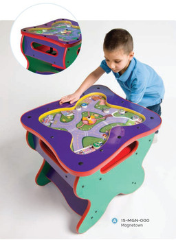 Magnetown Play Table Top