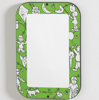 Wellness Wall Mirror