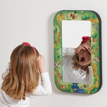 Safari Wall Mirror