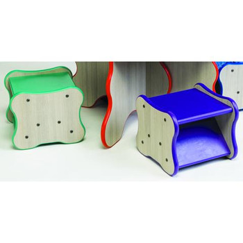Playscapes Kids Wavy Stools