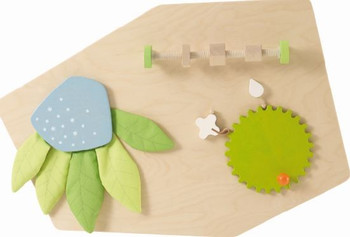 Grow.upp Motor Skills Sensory Activity Wall Panel
