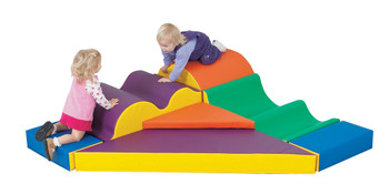 Marshmallow Upside Downs Soft Climber