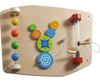 Sensory Learning Walls - Motor Skills E