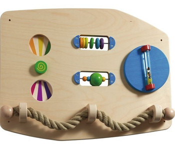 Sensory Learning Walls - Motor Skills D