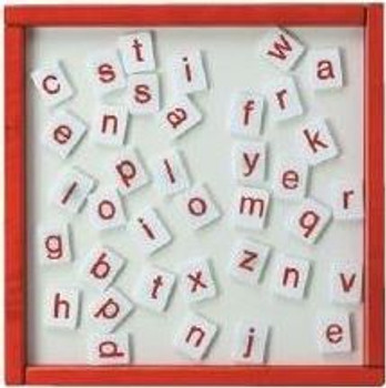 Magnetic Letters Magnetic Wall Game