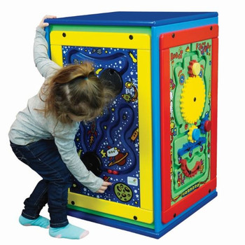 Standard Fun Island Cube Activity Center