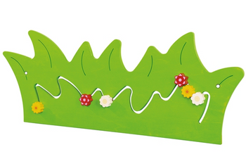 Blooming Meadow Wooden Play Wall Decoration