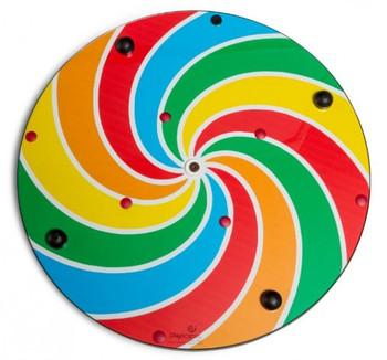 Lollipop Pinwheel Wall Activity