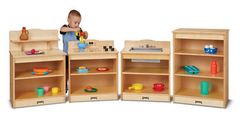 Toddler Kitchen 4 Piece Set