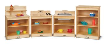 Toddler Kitchen 4 Piece Set 1