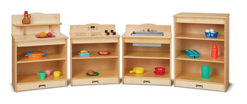 Toddler Kitchen 4 Piece Set 1