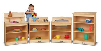 Toddler Kitchen 4 Piece Set
