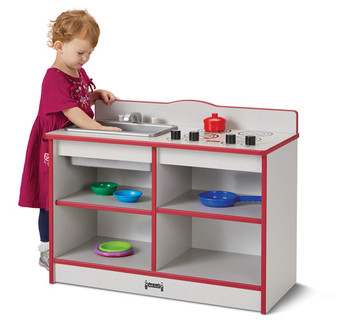 Rainbow Accents® Toddler Kitchenette