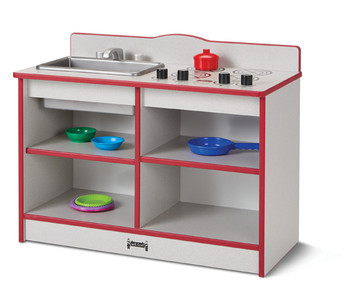 Rainbow Accents® Toddler Kitchenette  1