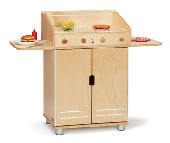 TrueModern® Play BBQ Grill 1